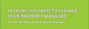 Image for 10 Signs you need to change your property manager